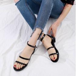 Giày cao gót sandal năng động