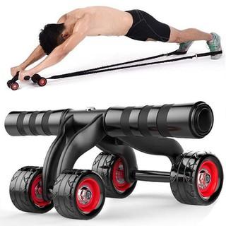 dụng cụ tập cơ bụng dụng cụ tập cơ bụng dụng cụ tập cơ bụng 4 bánh - dctcb thumbnail