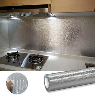 Cuộn giấy bạc dán bếp cách nhiệt chống thấm - HN588 thumbnail