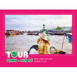 CẦN THƠ - SÓC TRĂNG BẠC LIÊU - CÀ MAU 4N3D THỨ 7 HÀNG TUẦN ( TOUR KÍCH CẦU)