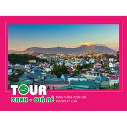 BIỂN XANH HỒ TRÀM 2N1D ( TOUR KÍCH CẦU)
