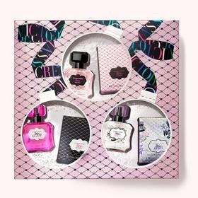 Bộ quà tặng Victoria's Secret Tease Gift Set - Eau De Parfum, 3 x 7,5ml - 667551177553