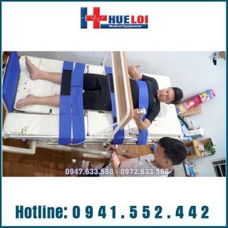 Giường bệnh nhân đa năng cao cấp kèm tính năng tập đứng - GSK-546 thumbnail