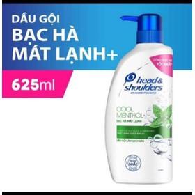 Dầu gội Head&Shouders 625ML - head