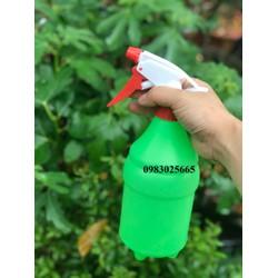 Bình xịt nước, bơm thuốc cho hoa cây cảnh loại 1 lít