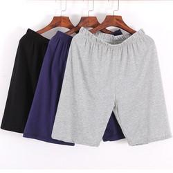 [FreeShip] Combo 3 quần đùi nam mặc nhà cotton có túi sau
