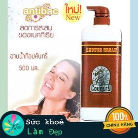 (Date: 02/2023) [GIAO NHANH 3H] [HƯƠNG THƠM NỒNG NÀN - QUYẾN RŨ] 01 Chai x 500ml Sữa tắm MISTINE Thái Lan. - Chai x 500ml STN