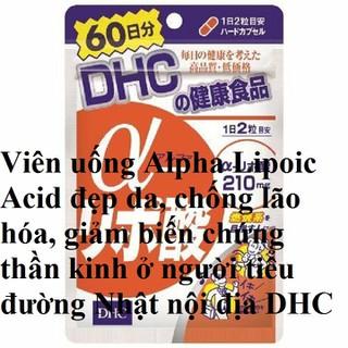 Viên uống Alpha Lipoic Acid - 4511413403570 thumbnail