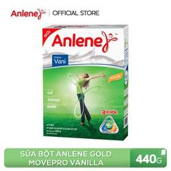 Sữa bột Anlene Movepro Vanilla 440g