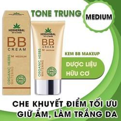 Kem BB Makeup Thảo Dược Hữu Cơ Medium Herherbal 40g