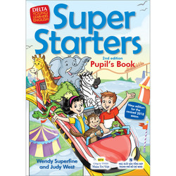 Super Starters 2nd Edition - Pupil's Book (Kèm CD)