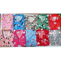 [FREESHIP] COMBO 3 bộ pijama hoạ tiết hoạt hình