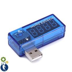 USB Đo Dòng Điện và Điện Áp, Test Điện Thoại Sạc Dự Phòng