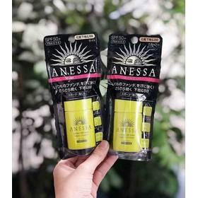 Kem chống nắng dạng kem BB Anessa Shiseido Nhật Bản mẫu mới – tuýp 25 ml - SK27