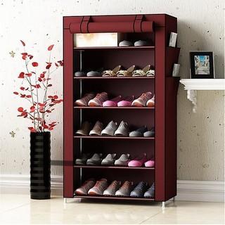 Tủ Giày - Tủ giày bọc vải - a26 thumbnail