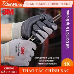 Găng tay da dụng 3M độ chính xác cao, linh hoạt, ôm tay, chống giãn, chống trơn trượt, bao tay bảo hộ cơ khí, kỹ thuật, làm vườn