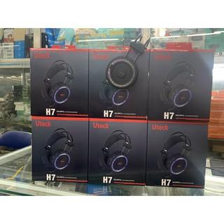 [ Siêu SALE ] Tai nghe Game thủ UTech H7 Có dây RGB Light [ĐƯỢC KIỂM HÀNG] 29560327 - 29560327 thumbnail