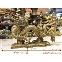 Rồng Ngậm Ngọc Bằng Đồng