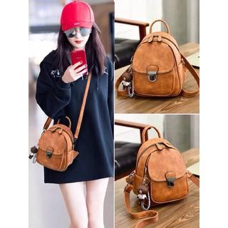Balo túi đeo chéo thời trang du lịch 2020 đi học mini nữ MEIMEI - DC12 thumbnail