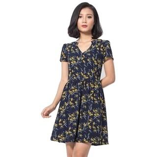 Đầm Xòe Thiết Kế Belle - Xanh - 131968 thumbnail