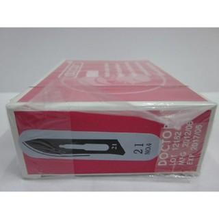 Lưỡi dao mổ số 21 hộp 100 cái [ĐƯỢC KIỂM HÀNG] 29583156 - 29583156 thumbnail