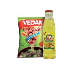 Hạt nêm xương hầm Vedan gói 900g-Tặng kèm dầu ăn MEIZAN-Chính hãng-Giá tốt