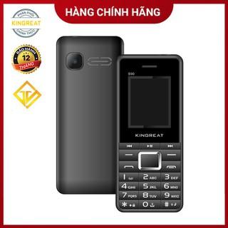 Điện thoại KINGREAT S90 Pin trâu 3200mah - phím lớn - Hàng chính hãng 1 đổi 1 365 ngày - KINGREAT S90 thumbnail