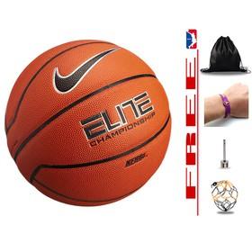 Banh Bóng Rổ Da Elite Competition – Size7 – Cực phẩm bóng rổ da - Bóng Rổ Da
