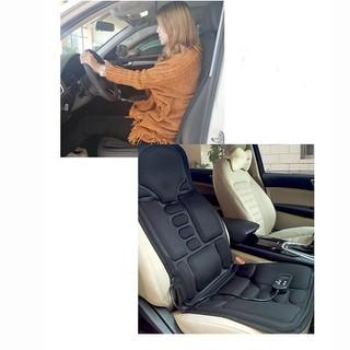 Ghế massage toàn thân trên ô tô - Ghế mát.xa toàn thân 5 vùng da cao cấp hàng chính hãng [ĐƯỢC KIỂM HÀNG] 29596163 - 29596163 thumbnail