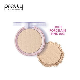 Phấn Phủ Pretty Pressed Powder Light Porcelain Pink 003 9 g - 8690604468614 thumbnail