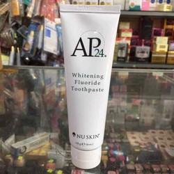 Kem đánh răng trắng sáng AP-24 Whitening Flouride Toothpaste Nu Skin 110g