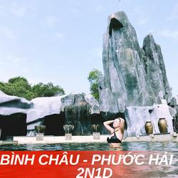 TOUR BÌNH CHÂU - PHƯỚC HẢI 2N1D