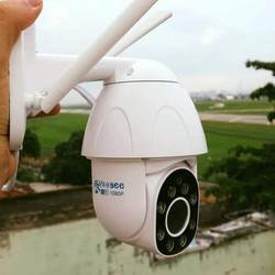 Camera Wifi Ngoài trời Yoosee Full HD 1080P PTZ - Quay 360 độ, chống nước, có màu ban đêm [ĐƯỢC KIỂM HÀNG] [ĐƯỢC KIỂM HÀNG]