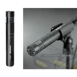 Micro thu âm nhạc cụ chuyên nghiệp Takstar CM 63 _ Hàng Chính Hãng 100%