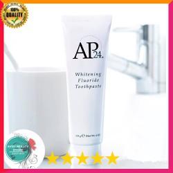 Kem đánh răng trắng sáng AP-24 Whitening Fluoride Toothpaste