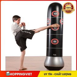 [ SALE KHỦNG ] Bao trụ đấm đá boxing 1m5 cho mọi lứa tuổi, giới tính
