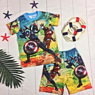 Bộ siêu anh hùng bé trai - MM073-2 thumbnail