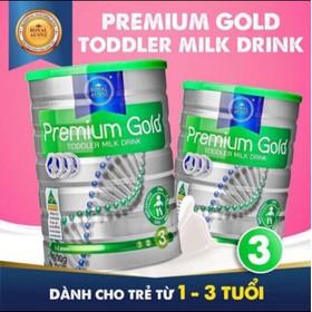 [TẶNG KÈM QUÀ -ĐC XEM HÀNG] Sữa Hoàng Gia Úc Premium Gold Toddler 3 - Dinh dưỡng cho bé 1-3 tuổi - SB_HOÀNG GIA 3