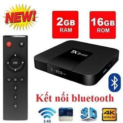 Tivi Box Tanix TX3 mini Model BGM có Bluetooth 4.1 2Gb Ram 16Gb Rom