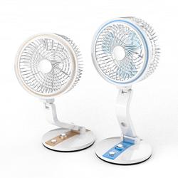 [ HỖ TRỢ 15K PVC ]  Quạt sạc tích điện gấp gọn Folding Fan LR-2018 - giao màu ngẫu nhiên