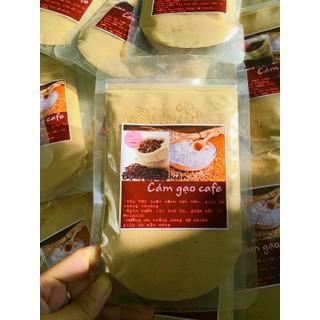 Cám gạo Cafe túi 100g