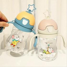 Bình sữa em bé- bình đựng đồ uống chống sặc cho bé - bình đựng đồ uống chống sặc cho bé