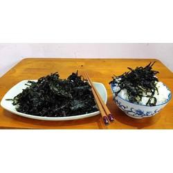 Rong biển sấy giòn gia truyền Tâm An ăn liền dạng snack