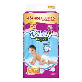 tã quần Bobby mega jumbo m/l/xl/xxl - Bobby mega jumbo