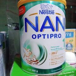 Sữa bột Nan số 1 x 900gr ( Mẫu mới)