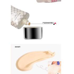 Kem nền CC cream Korea làm trắng mịn da che khuyết điểm toàn diện essential blemish Balm - Kem nền CC cream Korea làm trắng mịn da