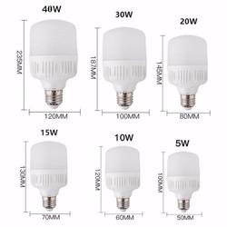 Bóng đèn linh phi 30W/40W/50W tiết kiệm điện