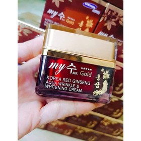 Kem dưỡng da Hồng Sâm My Gold Hàn Quốc 50ml - Kem Sâm My Gold - 620