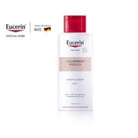 Sữa Dưỡng Thể Trắng Da Nhạy Cảm Eucerin White Therapy Clinical Whitening Body Lotion Spf7 250Ml 63044 - 1464762242