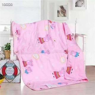 Chăn đũi trẻ em, chăn đắp mùa hè cho bé chất dẹp - chan554 thumbnail